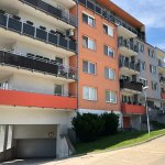 Rezervované: 3 izbový byt, novostavba, 72,25m2, loggia 4,82m2, Staré Grunty, Karlovka, garážové státie-64