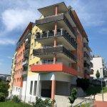 Rezervované: 3 izbový byt, novostavba, 72,25m2, loggia 4,82m2, Staré Grunty, Karlovka, garážové státie-50