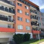 Rezervované: 3 izbový byt, novostavba, 72,25m2, loggia 4,82m2, Staré Grunty, Karlovka, garážové státie-1