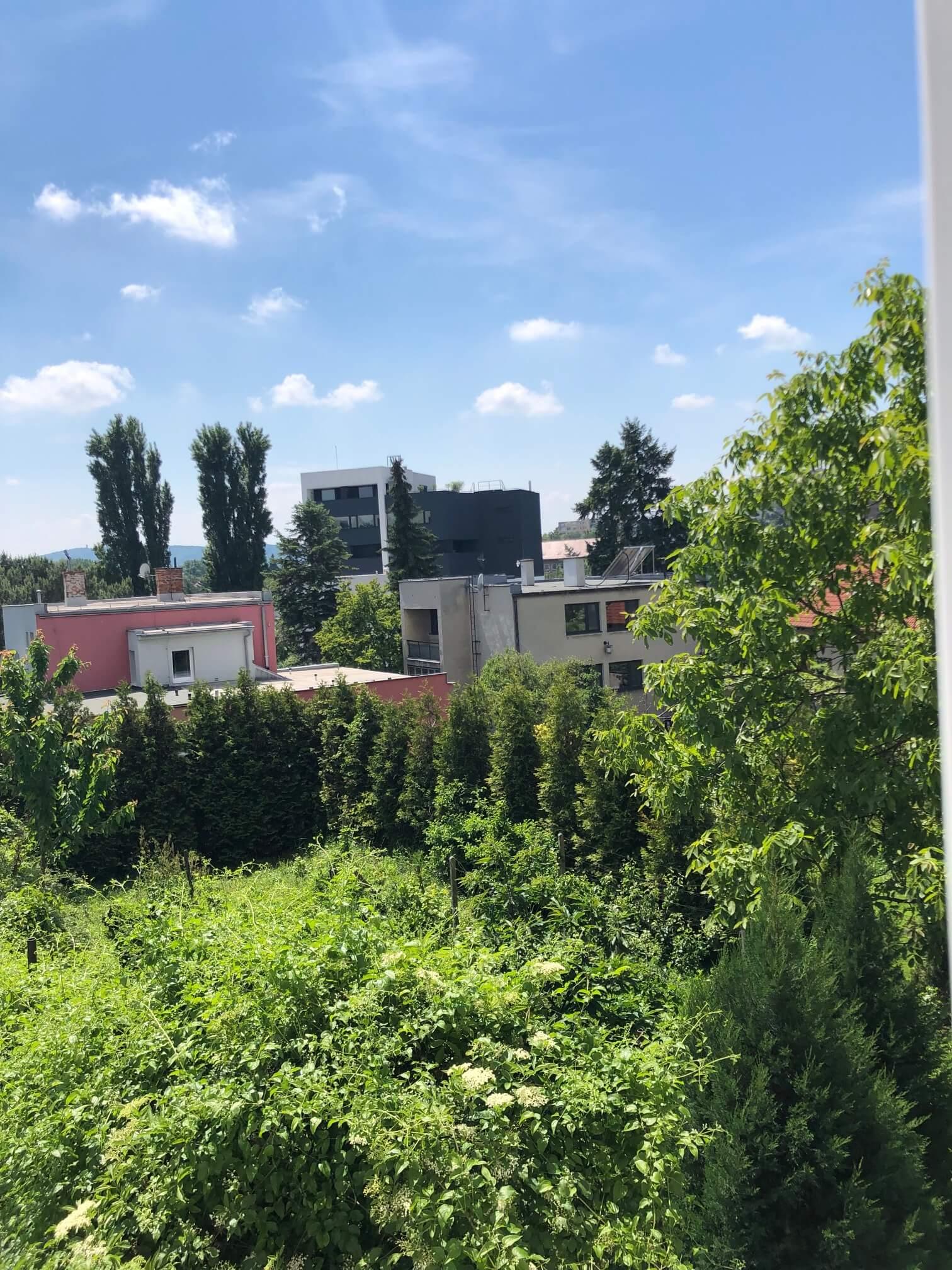 Rezervované: 3 izbový byt, novostavba, 72,25m2, loggia 4,82m2, Staré Grunty, Karlovka, garážové státie-18