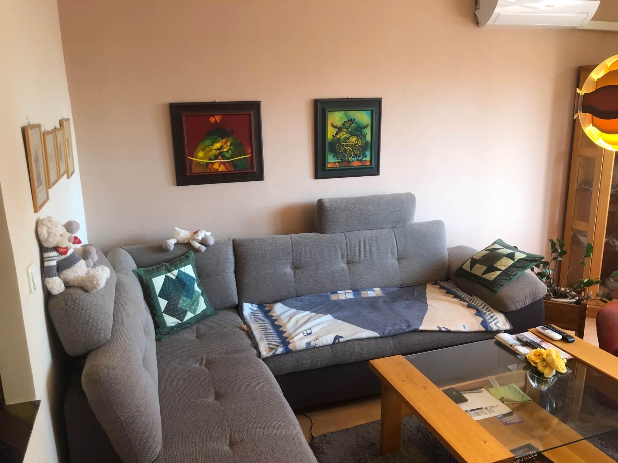 Exkluzívne na predaj 3 izbový byt, Devínska Nová Ves, Jána Poničana 3, 65m2, balkon 4m2,klimatizácia-0