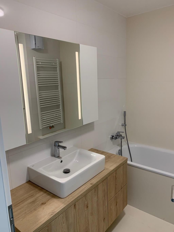 Na prenájom nový 4 izbový byt v novostavbe v centre, Beskydska 10, za Ymcou, klimatizacia,parkovanie-9