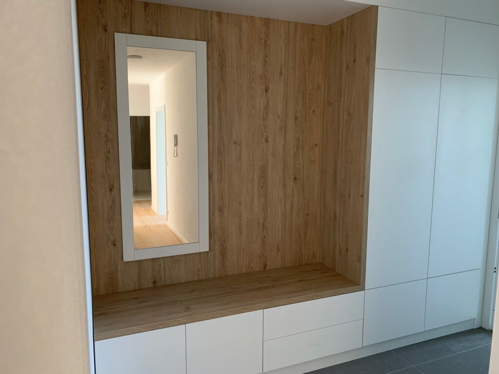 Na prenájom nový 4 izbový byt v novostavbe v centre, Beskydska 10, za Ymcou, klimatizacia,parkovanie-11