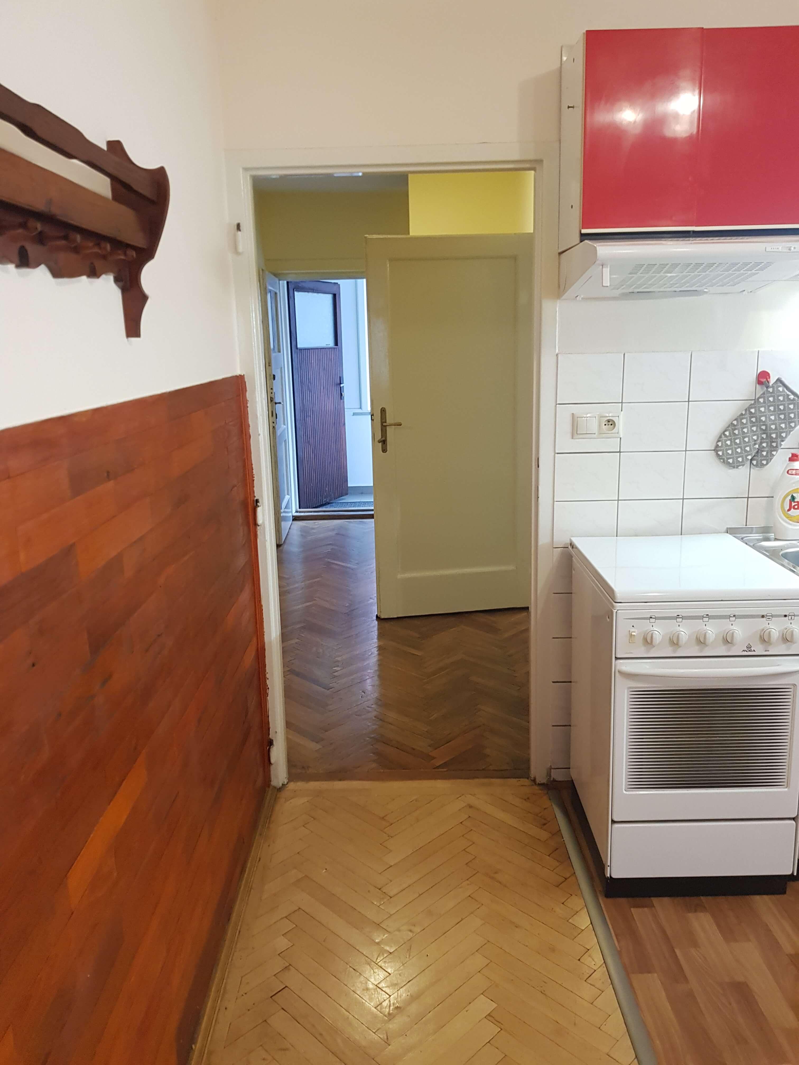 Predaj exkluzívneho 2 izb. bytu, staré mesto, Šancová ulica, Bratislava, 75m2, kompletne zariadený-8