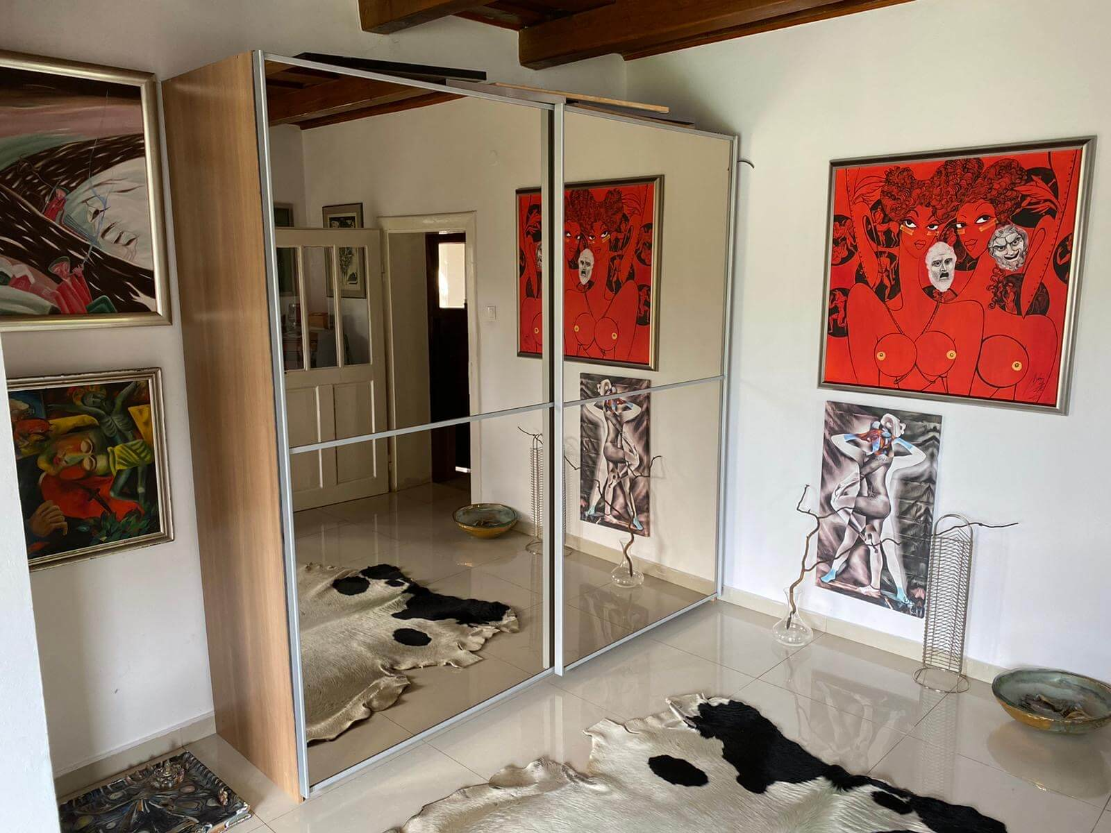 Predané: Predaj Rodinný dom v Šoporni, v tichej lokalite, pozemok 674m2, úžitková plocha 181m2,záhrada, kôlňa-32