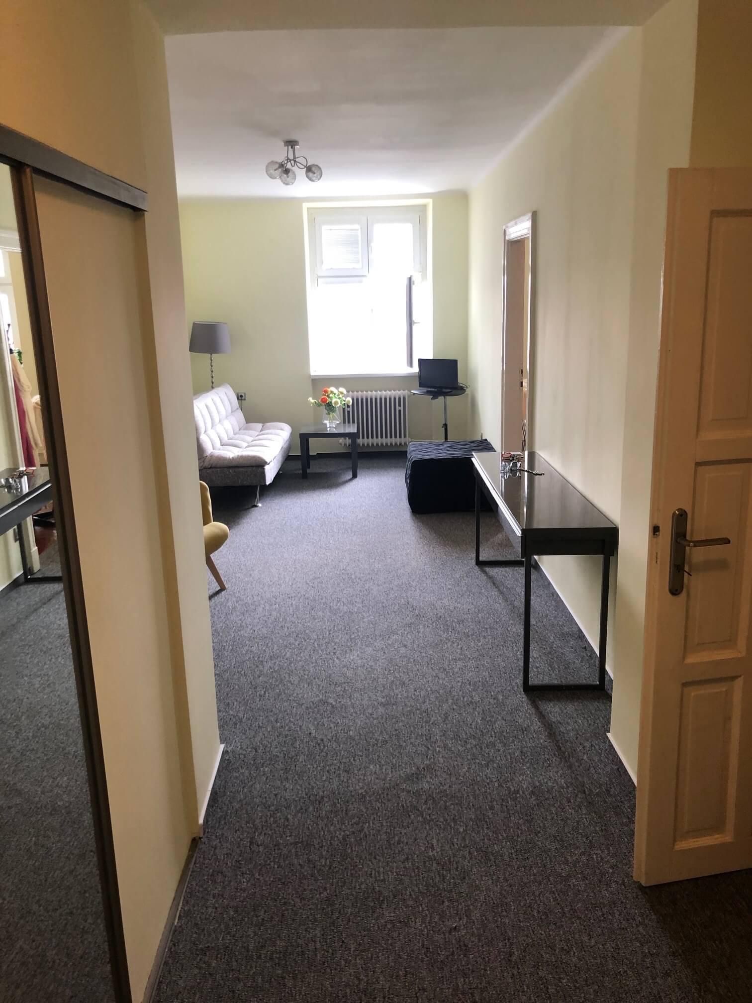 Na prenájom exkluzívne 2 izbový byt, 73,34m2, v Centre BA, Gorkeho 7, 7 poschodie-28