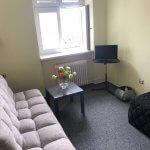 Na prenájom exkluzívne 2 izbový byt, 73,34m2, v Centre BA, Gorkeho 7, 7 poschodie-2