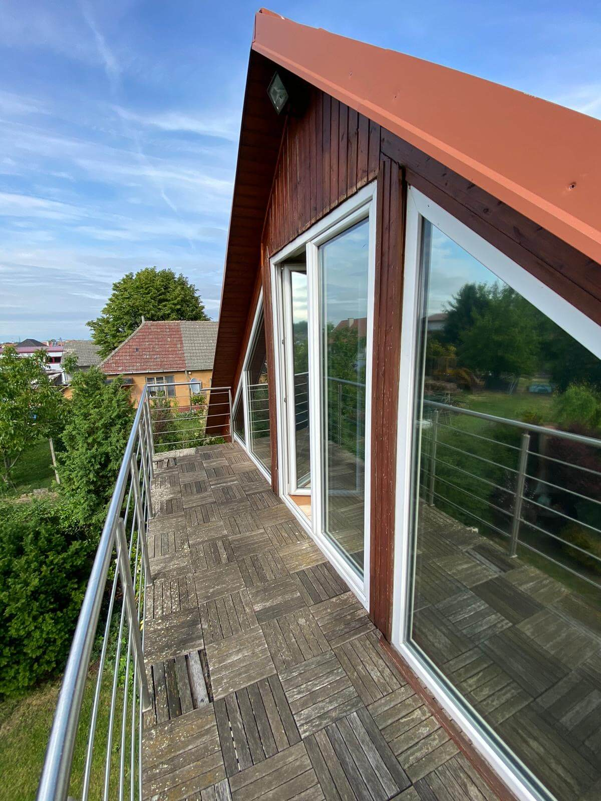 Predané: Predaj Rodinný dom v Šoporni, v tichej lokalite, pozemok 674m2, úžitková plocha 181m2,záhrada, kôlňa-10