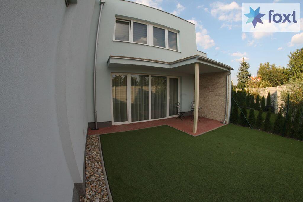 Prenájom 4izb Novostavby RD kompletne zariadneného,Hrachova, Prievoz, Bratislava 281m2, záhrada 65m2-41