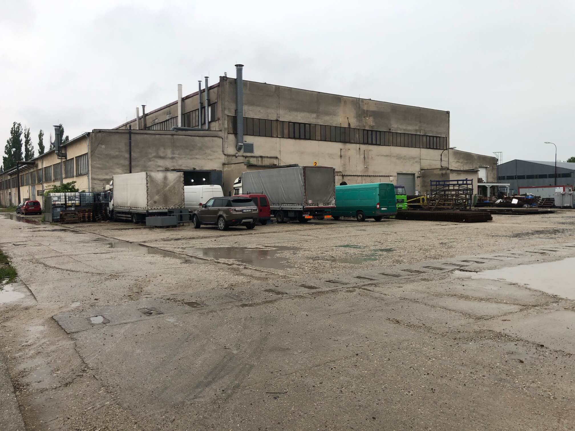 Skladová, výrobná plocha v hlavnom sklade, 2000m2, ulica Skladová, Trnava-10