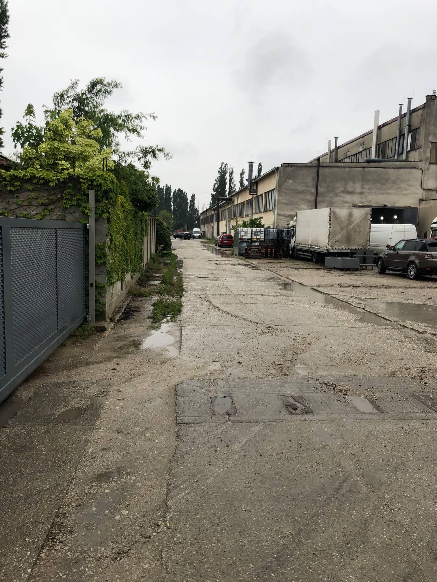 Skladová, výrobná plocha v hlavnom sklade, 2000m2, ulica Skladová, Trnava-8
