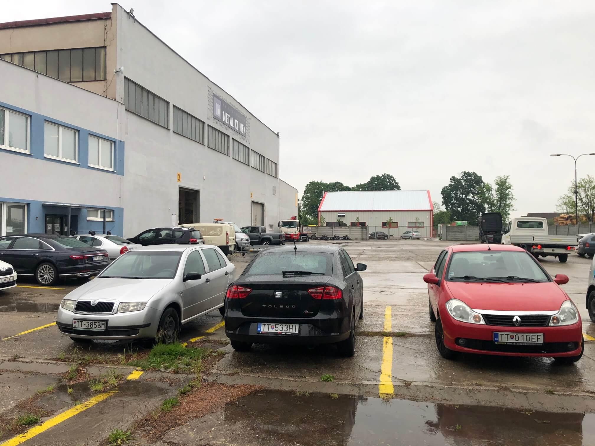 Skladová, výrobná plocha v hlavnom sklade, 2000m2, ulica Skladová, Trnava-6