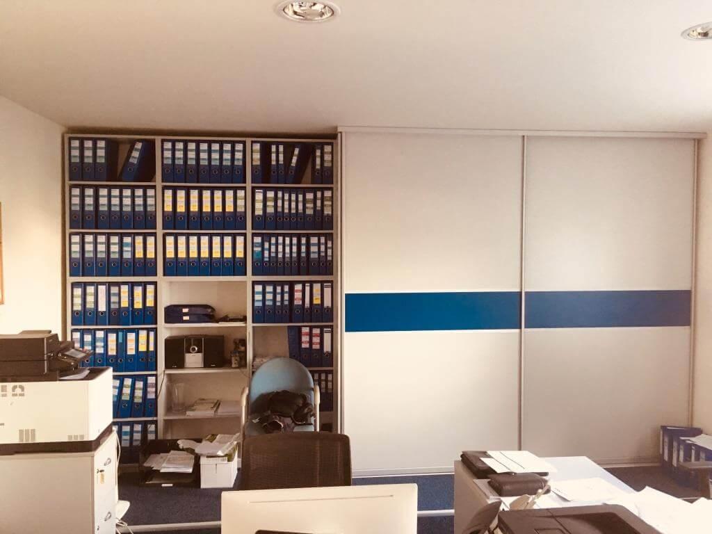Troj podlažná budova s 10 kanceláriami, Riznerova ulica v Bratislave, nad hradom, úžitková 610m2-15