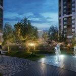 2 izbový byt v Sky parku, I Veža, 6 nadzemné podlažie, úžitková 46,28 m2 ,Loggia 4,75m2, parkovanie-42