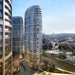 2 izbový byt v Sky parku, I Veža, 6 nadzemné podlažie, úžitková 46,28 m2 ,Loggia 4,75m2, parkovanie-16
