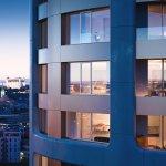 2 izbový byt v Sky parku, I Veža, 6 nadzemné podlažie, úžitková 46,28 m2 ,Loggia 4,75m2, parkovanie-21