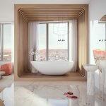 2 izbový byt v Sky parku, I Veža, 6 nadzemné podlažie, úžitková 46,28 m2 ,Loggia 4,75m2, parkovanie-28