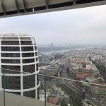 2 izbový byt v Sky parku, I Veža, 6 nadzemné podlažie, úžitková 46,28 m2 ,Loggia 4,75m2, parkovanie-14
