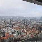 2 izbový byt v Sky parku, I Veža, 6 nadzemné podlažie, úžitková 46,28 m2 ,Loggia 4,75m2, parkovanie-13