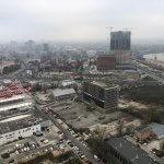 2 izbový byt v Sky parku, I Veža, 6 nadzemné podlažie, úžitková 46,28 m2 ,Loggia 4,75m2, parkovanie-9