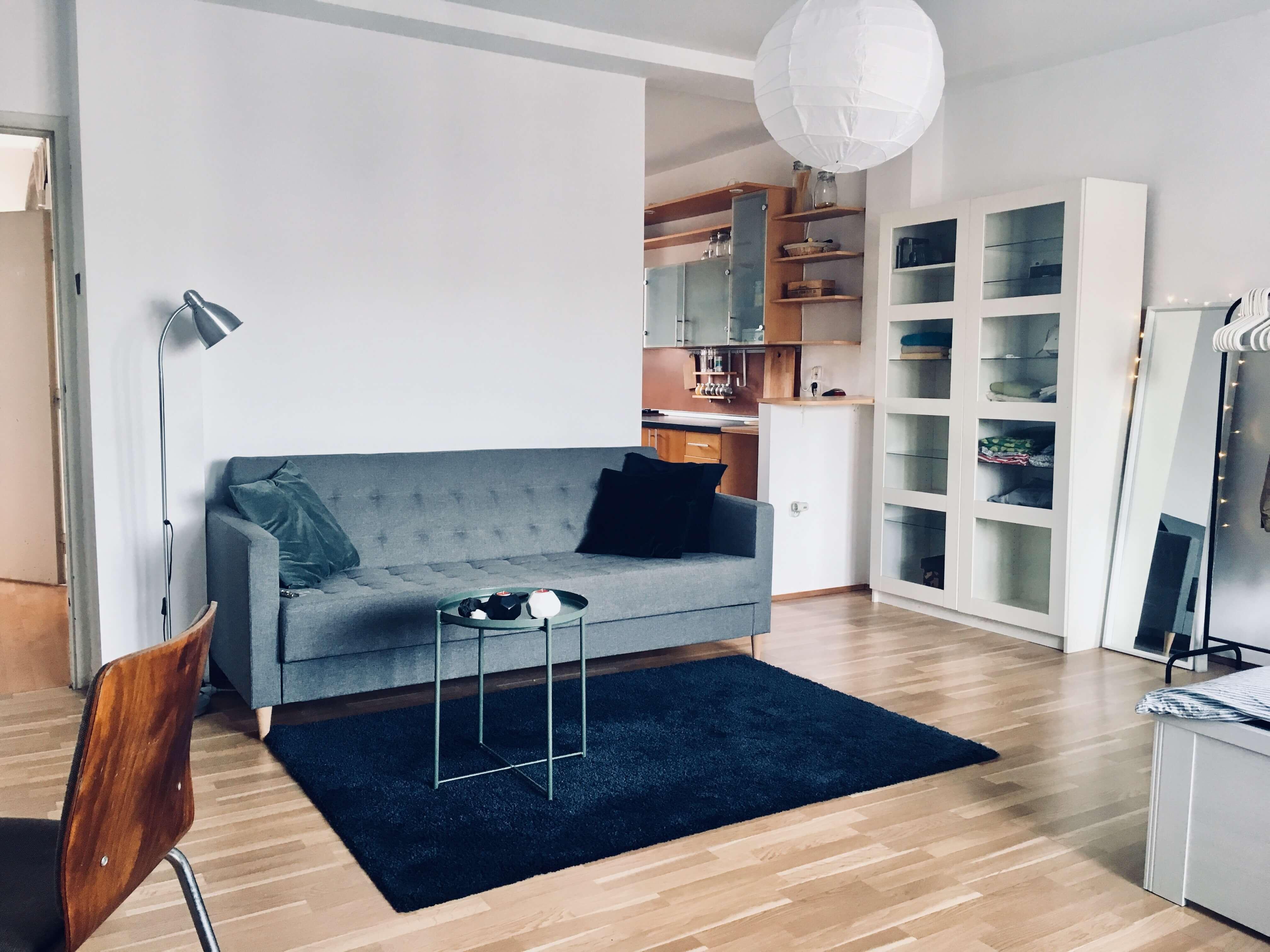 Prenajaté: Exkluzívne na prenájom 1 Izbový byt, 43 m2, pavlač 7 m2, Šancová 25, Staré mesto-0