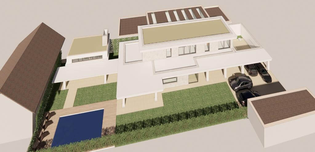 Stavebný pozemok, na výstavbu, Všetky siete, Malacky, Kukučínová ulica, 1037m2-26