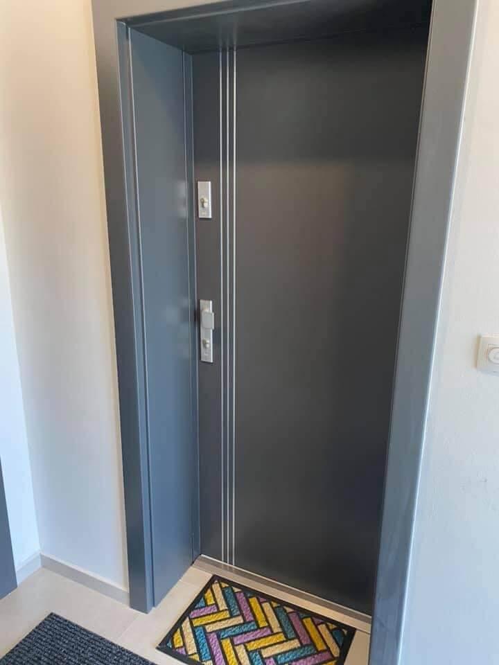 Na prenájom úplne nový 2 izbový byt v Malackách, Kukučínová,60m2, predzáhradka 18m2, 2x parkovonie-17