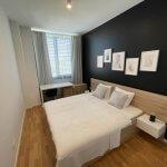 2 izbový byt úplne nový, centrum, Mýtna 50, 47,17m2, parkovanie, novostavba, zariadený, projekt Proxenta-21
