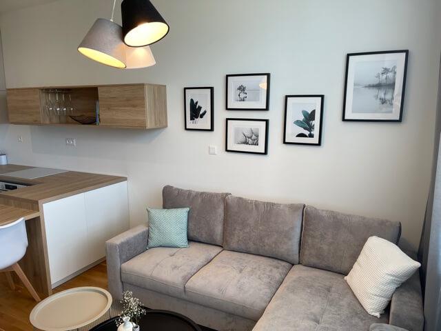 2 izbový byt úplne nový, centrum, Mýtna 50, 47,17m2, parkovanie, novostavba, zariadený, projekt Proxenta-17