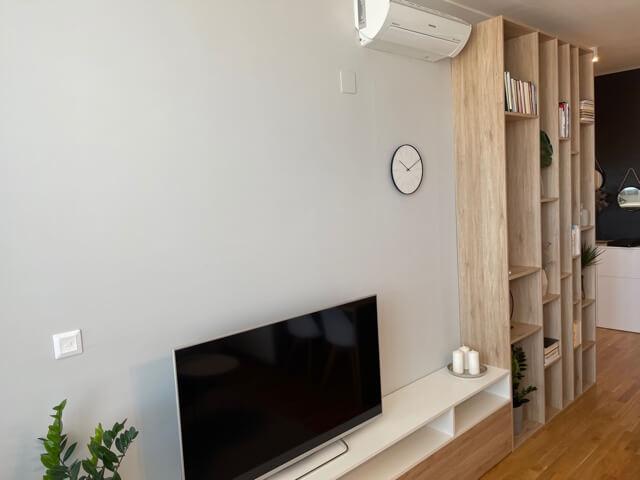 2 izbový byt úplne nový, centrum, Mýtna 50, 47,17m2, parkovanie, novostavba, zariadený, projekt Proxenta-16