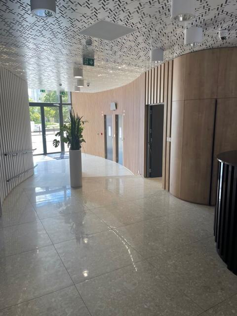 2 izbový byt úplne nový, centrum, Mýtna 50, 47,17m2, parkovanie, novostavba, zariadený, projekt Proxenta-13