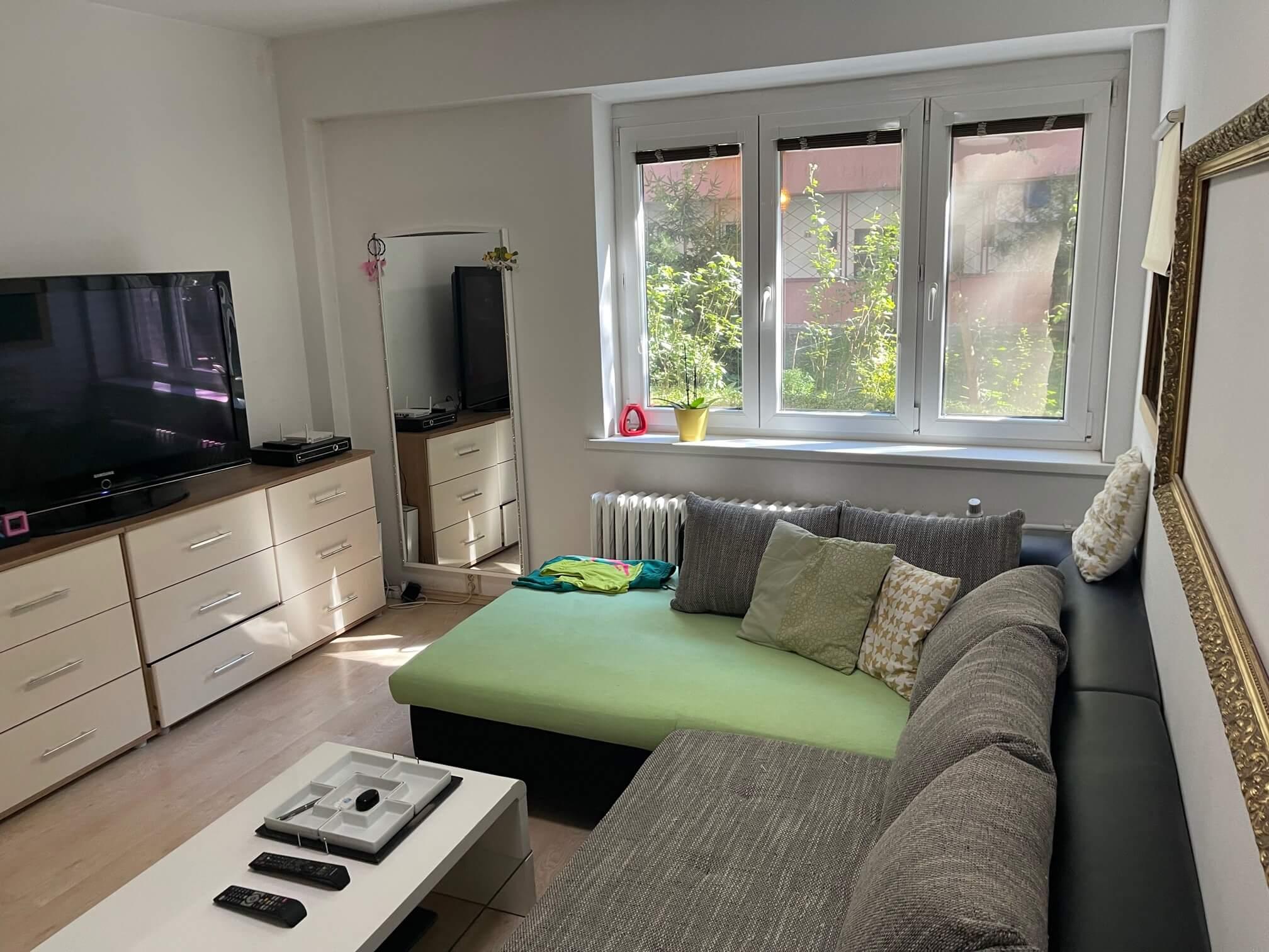 Exkluzívne na predaj 1,5 izbový byt, Šancová 55, zrekonštruovaný, 44m2, pivnica 3m2 + 5m2-25
