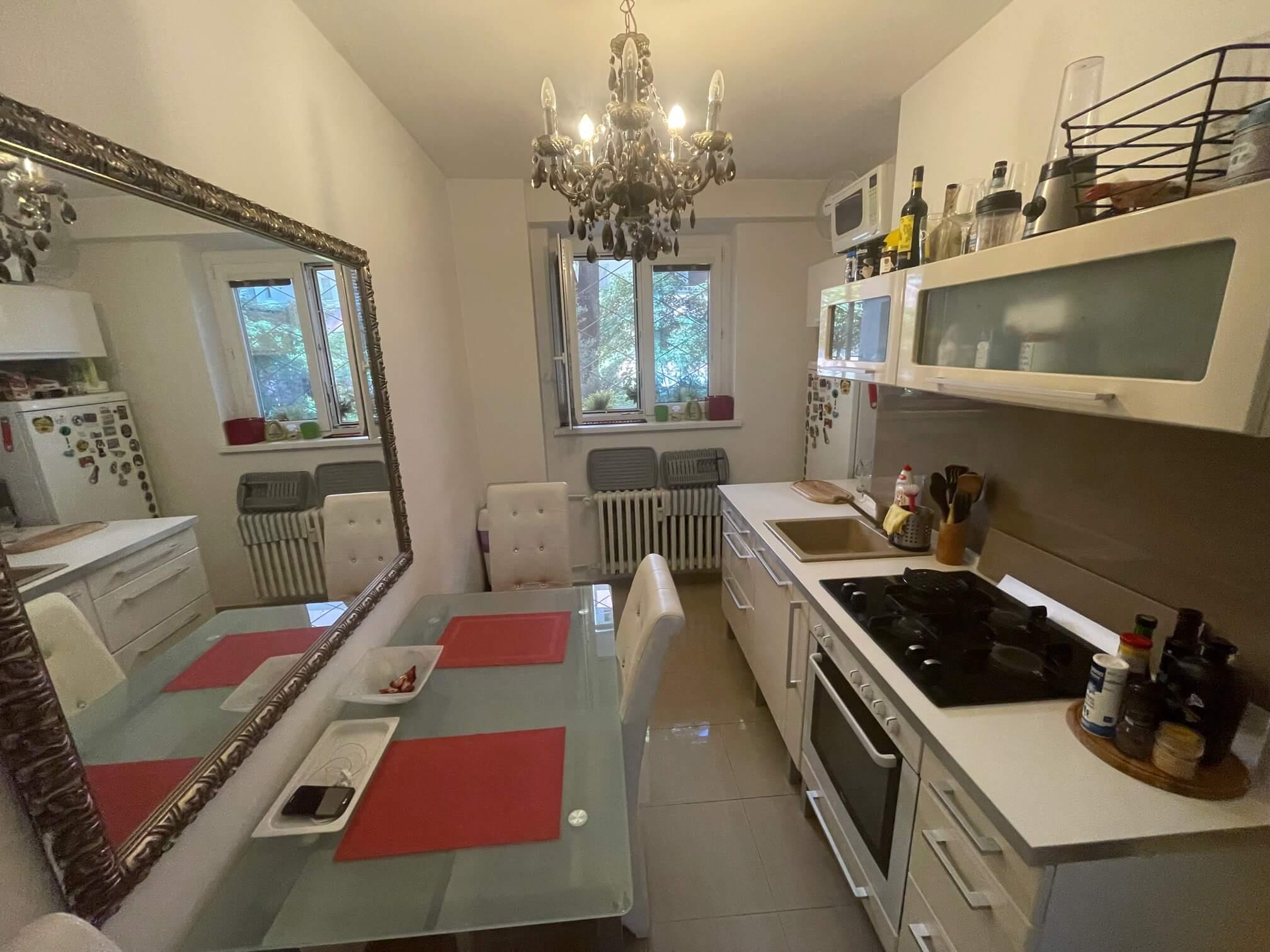 Exkluzívne na predaj 1,5 izbový byt, Šancová 55, zrekonštruovaný, 44m2, pivnica 3m2 + 5m2-23