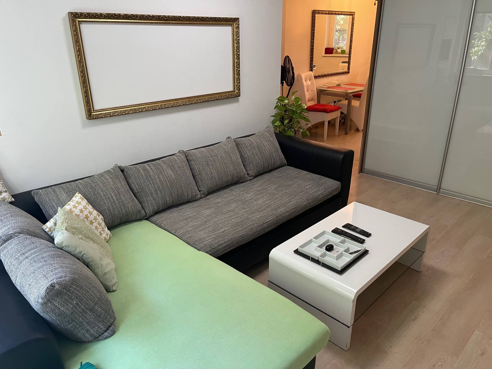 Exkluzívne na predaj 1,5 izbový byt, Šancová 55, zrekonštruovaný, 44m2, pivnica 3m2 + 5m2-2
