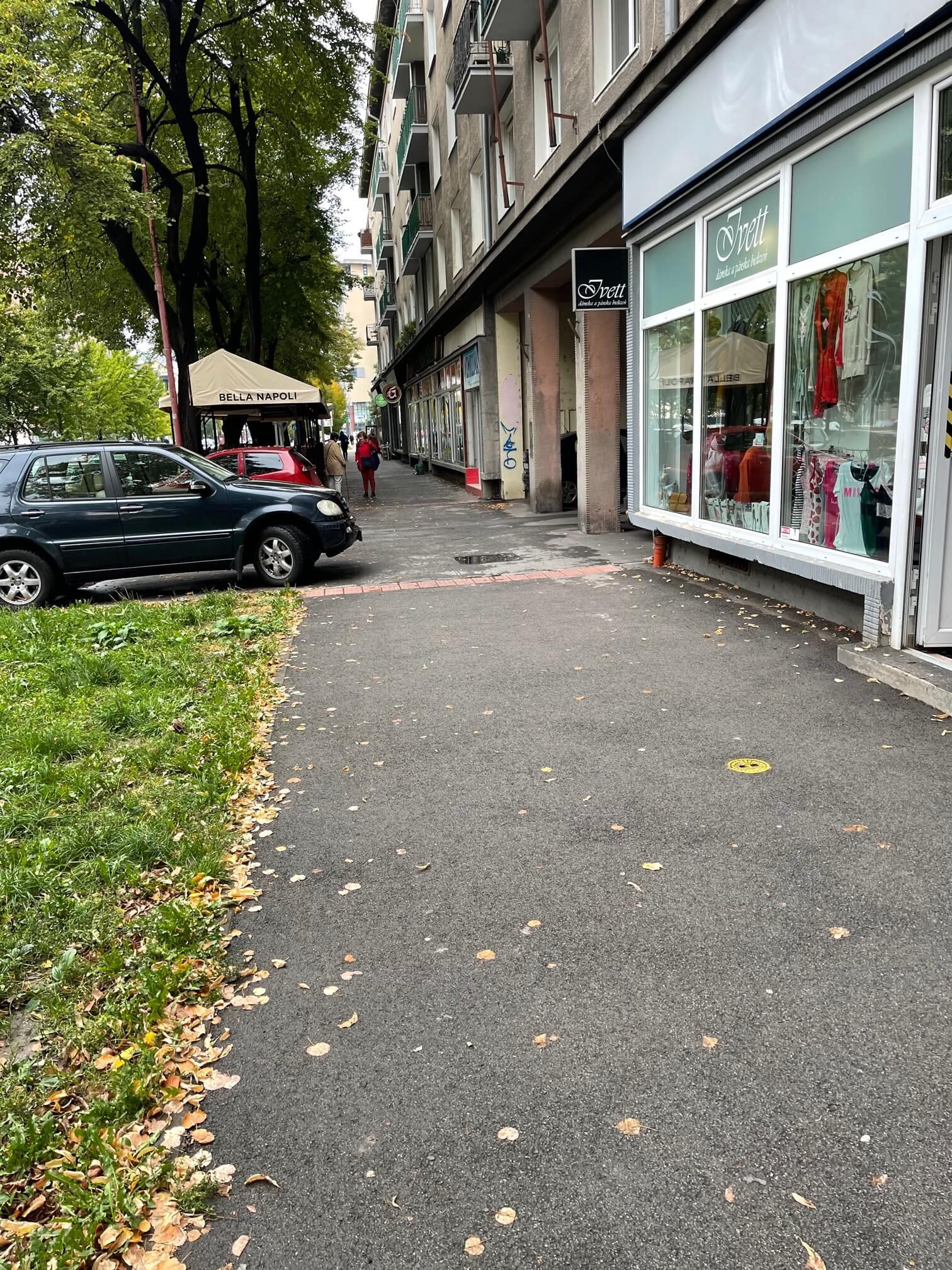 Obchodný priestor na prenájom, úžitková 42m2,  Košická 42, 2xwc, kuchynka, sklad-4