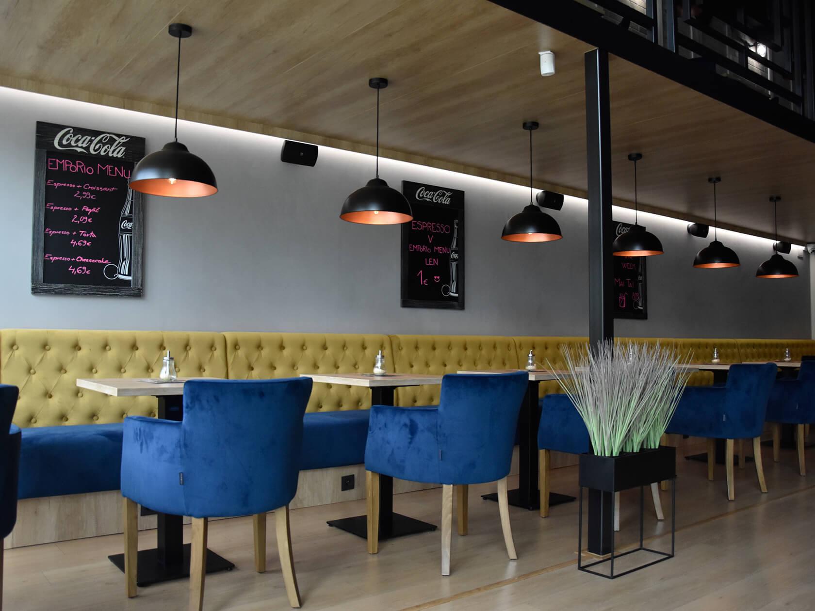 Predaj exkluzívneho baru 128,80m2, pre 70 + 40 ludí, kompletne zrekonštruovaný, Panorama City-10